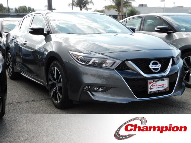 New 2018 Nissan Maxima Sv 4dr Car In Valencia 480450 Champion Nissan